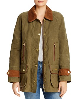 Barbour - Beaufort Waxed Cotton Coat