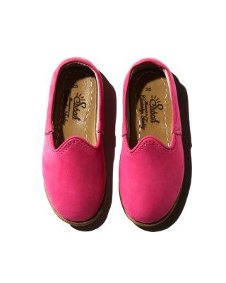 kids slip on loafers