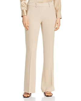 Elie Tahari - Anna Zippered-Pocket Pants