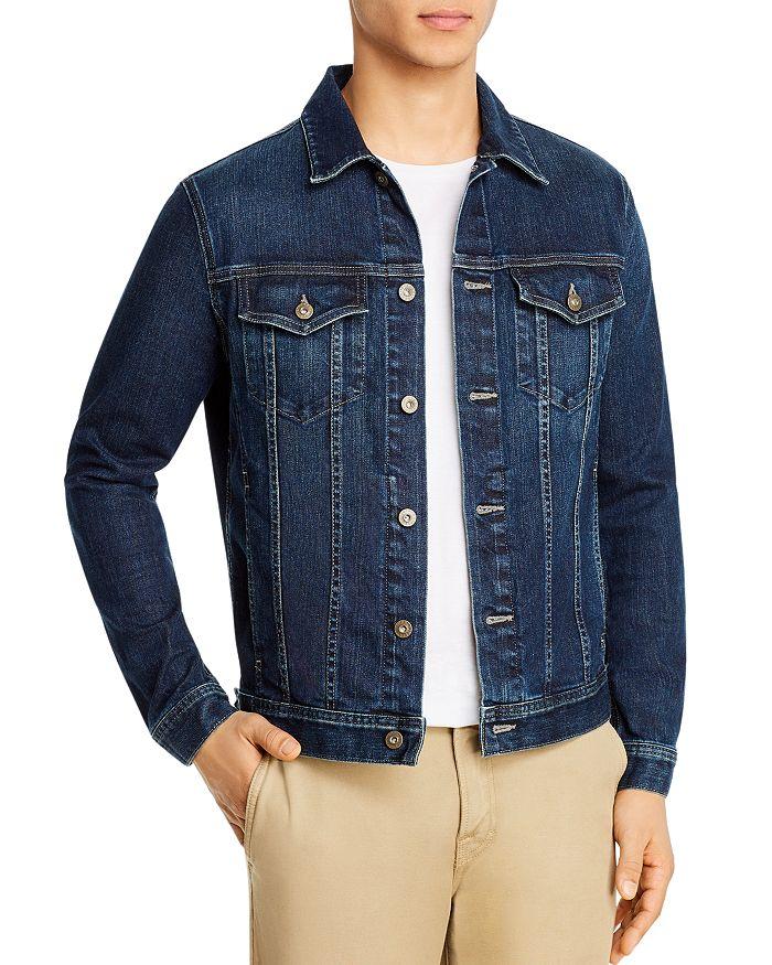 AG - Slim Fit Denim Jacket in Granger