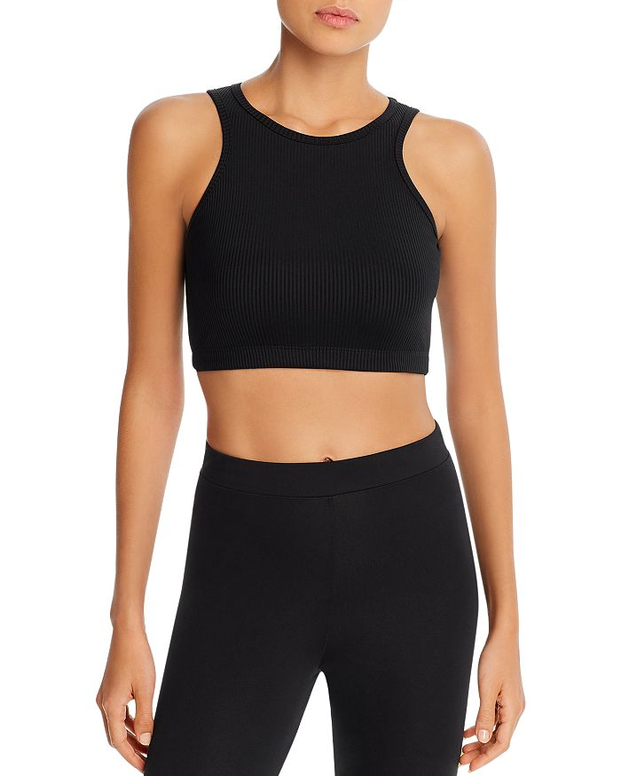 Year Of Ours YEAR OF OURS CLAUDIA RIBBED SPORTS BRA