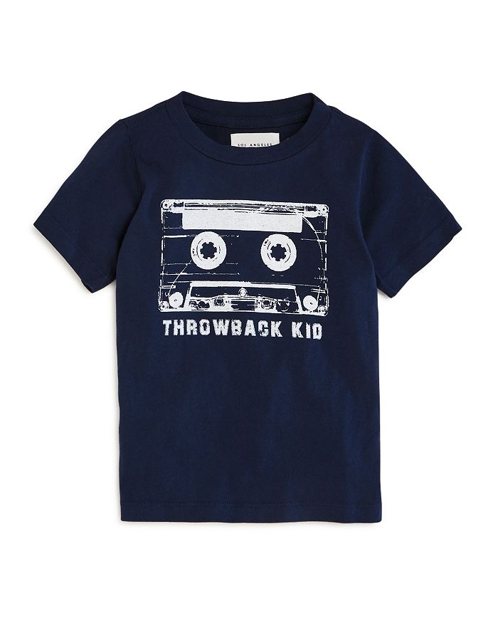 SOL ANGELES - Boys' Throwback Kid Cotton Graphic Tee - Little Kid, Big Kid