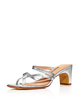 Charles David - Women's Henry Strappy Mid-Heel Sandals