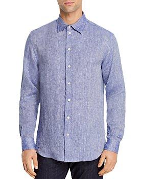 Armani - Linen Sport Shirt