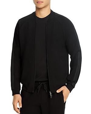 Emporia Armani Jersey Zip-Up Jacket