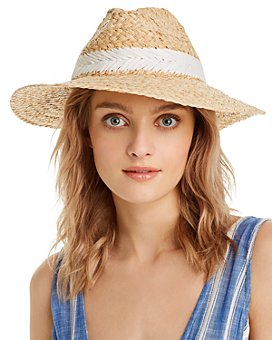 Hat Attack - Coastal Raffia Rancher Hat
