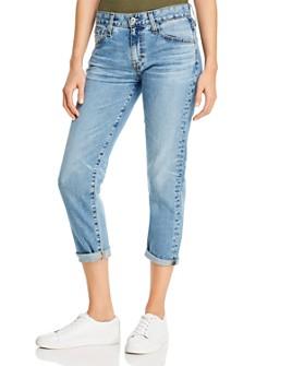 AG - Slim-Leg Boyfriend Jeans