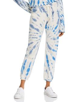 PAM & GELA - Tie-Dyed Sweatpants