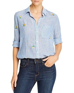 Rails Charli Embroidered Shirt-Women