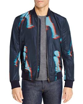 Paul Smith - Walker Printed Bomber Jacket
