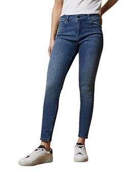 Ted Baker - Iriina Skinny Jeans in Mid Wash