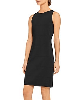 Theory - Paneled Sheath Dress