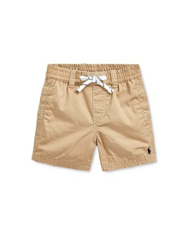 Ralph Lauren - Boys' Parachute Cotton Rugby Shorts - Baby