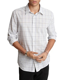 John Varvatos Collection - Check Classic Fit Button-Down Shirt