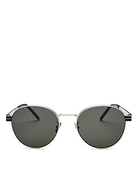 Saint Laurent - Men's Round Sunglasses, 55mm