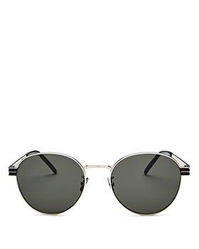 Saint Laurent - Men's Round Sunglasses, 55mm
