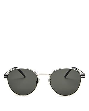 Saint Laurent Men\\\'s Round Sunglasses, 55mm-Jewelry & Accessories