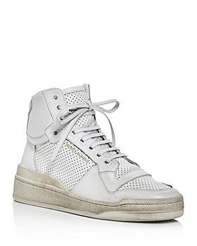 Saint Laurent - Women's SL24 High-Top Sneakers