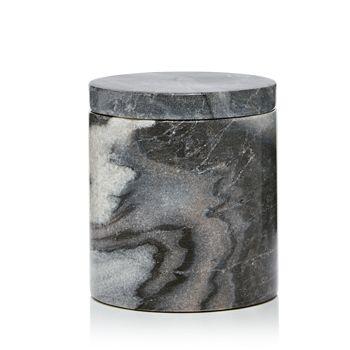 Bloomingdale's - Bloomingdale's Marble Bath Canister - 100% Exclusive