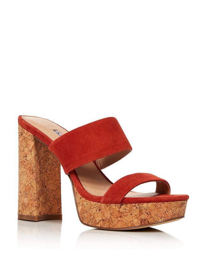 Charles David - Women's Jinx High-Heel Platform Sandals
