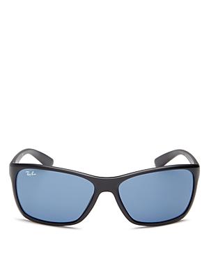 Ray-Ban Men's Square Sunglasses, 61mm