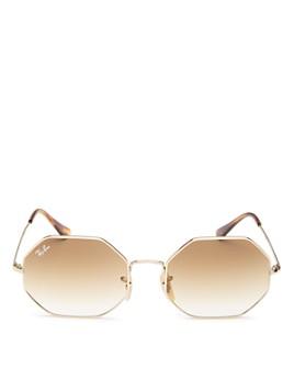Ray-Ban - Unisex Octagonal Sunglasses, 54mm
