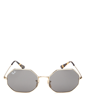 Ray-Ban Unisex Octagonal Sunglasses, 54mm