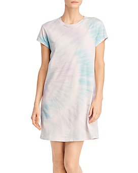 Splendid - Twilight Tie-Dyed Tee Dress - 100% Exclusive