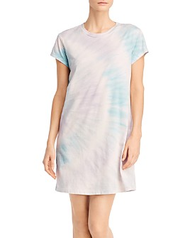 Splendid - Twilight Tie-Dyed Tee Dress - 100% Exclusive