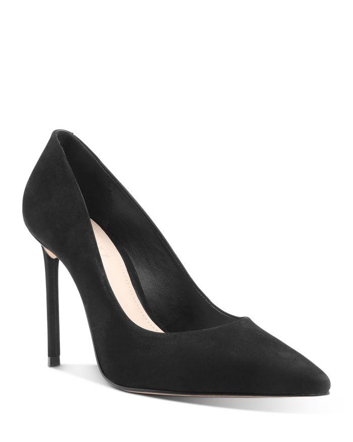 SCHUTZ Women's Lou Pointed High-Heel Pumps    Bloomingdale's