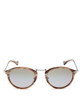 Persol - Unisex Round Sunglasses, 49mm