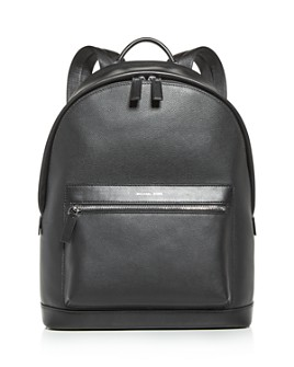 Michael Kors - Mason Explorer Leather Backpack