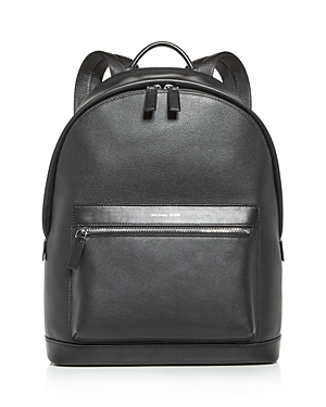 Michael Kors Mason Explorer Leather Backpack