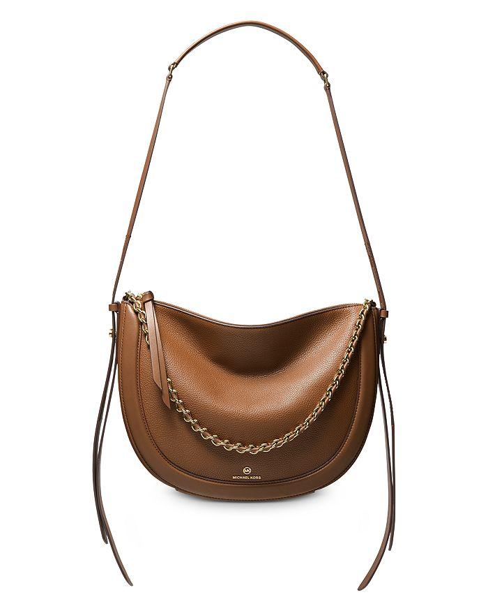 MICHAEL Michael Kors - Jagger Medium Leather Messenger Bag
