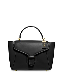 COACH - Courier Glovetanned Leather Medium Carryall