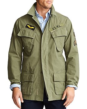Polo Ralph Lauren - Cotton Washed Twill Overshirt