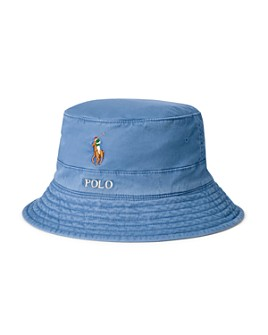 Polo Ralph Lauren - Cotton Stretch Twill Bucket Hat