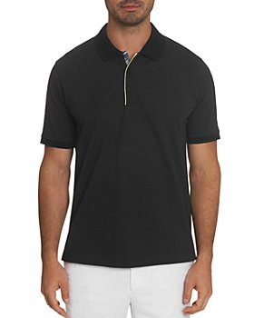Robert Graham - Champion Solid Classic Fit Short Sleeve Polo Shirt