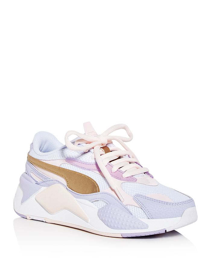 Women's RS-X3 Puzzle Low-Top Sneakers