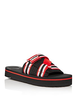 Hunter - Women's Original Flatform Beach Slide Sandals