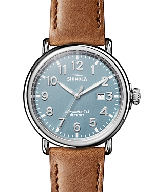 Shinola Runwell Watch, 47mm