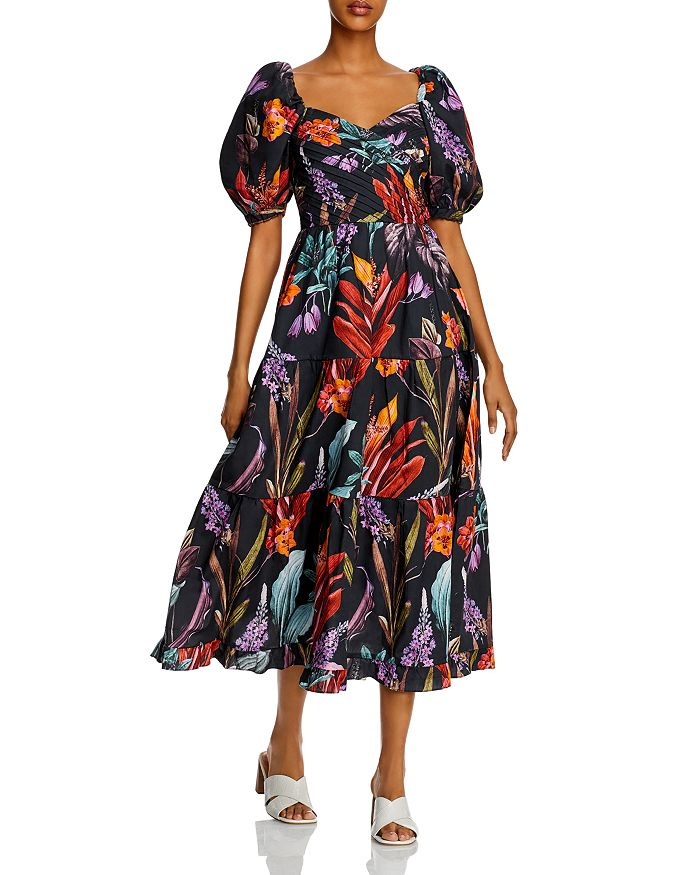 Atelier 1756 - Cotton Concordia Maxi Dress