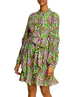 Banjanan - Lila Printed Mini Dress