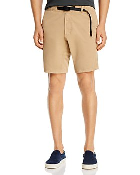 Gramicci - Cotton Stretch Twill Belted Regular Fit Shorts