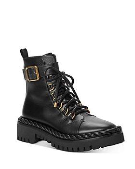 Valentino Garavani - Women's Zippered Combat Boots