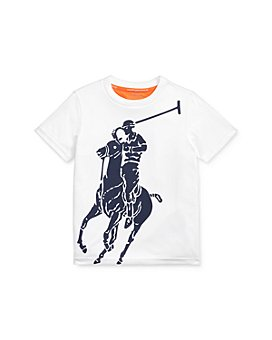 Ralph Lauren - Boys' Polo Sport Tee - Little Kid