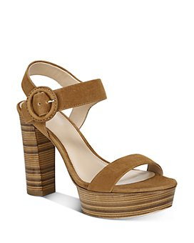 Via Spiga - Women's Ira Strappy Platform High-Heel Sandals