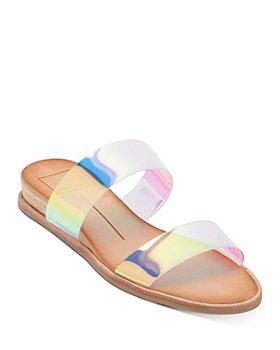 Dolce Vita - Payce Demi-Wedge Slide Sandals