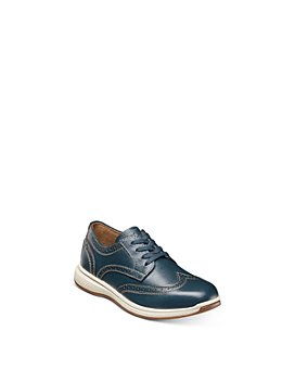 Florsheim Kids - Boys' Great Lakes Wingtip Oxfords - Toddler, Little Kid, Big Kid