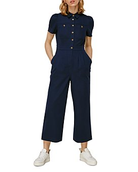 Whistles - Emma Jumpsuit With Pockets